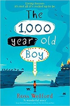 Obálka titulu The 1,000-year-old Boy