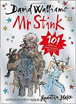 Obálka titulu Mr Stink