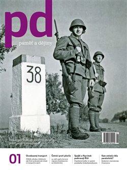 Obálka titulu Paměť a dějiny č. 1/2018