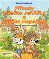 Obálka knihy Příhody ježečka Jehličky a zajíčka Hopsálka
