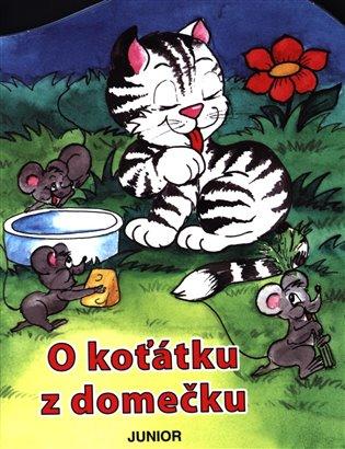 O koťátku z domečku - Zuzana Pospíšilová | Booksquad.ink