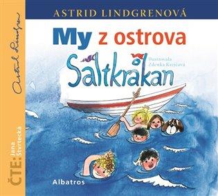 My z ostrova Saltkrakan - Astrid Lindgrenová | Booksquad.ink