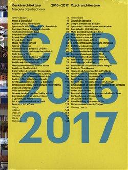 Obálka titulu Česká architektura 2016-2017