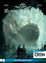 Modrá CREW 7: Dlouhý John Silver 3+4