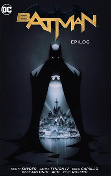 Obálka titulu Batman: Epilog