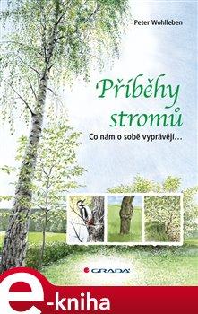 Obálka titulu Příběhy stromů