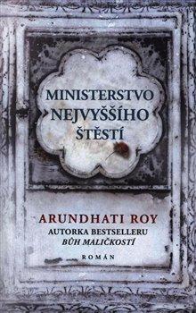 Obálka titulu Ministerstvo nejvyššího štěstí