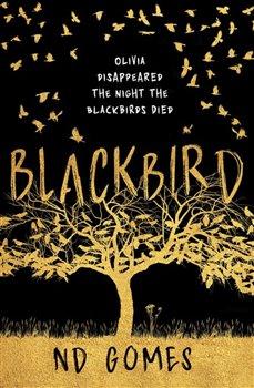 Obálka titulu Blackbird