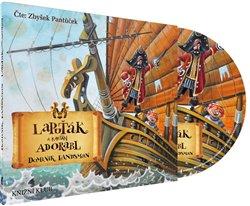 Obálka titulu Lapuťák a kapitán Adorabl