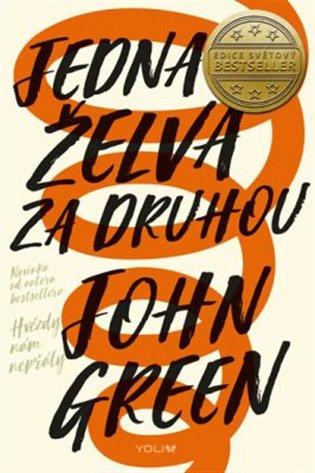Jedna želva za druhou - John Green | Booksquad.ink