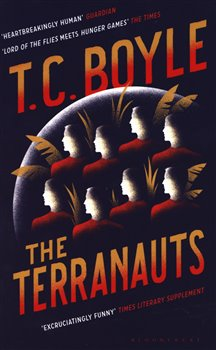 Obálka titulu The Terranauts