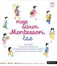 Obálka knihy Moje album Montessori - Čas