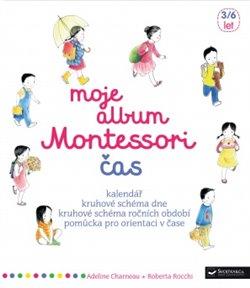 Obálka titulu Moje album Montessori - Čas