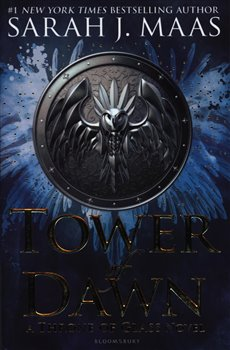 Obálka titulu Tower of Dawn (Throne of Glass 6)