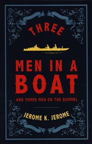 Three Men in a Boat (Alma Classics Evergreens)