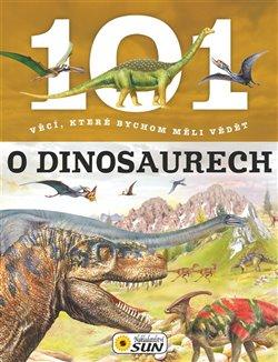 Obálka titulu 101 věcí o dinosaurech