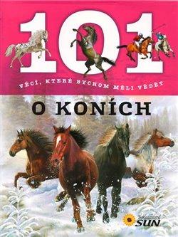Obálka titulu 101 věcí o koních
