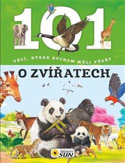 Obálka titulu 101 věcí o zvířatech
