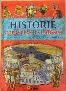Obálka titulu Historie starověký civilizací