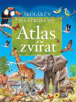 Obálka titulu Školákův ilustrovaný atlas zvířat