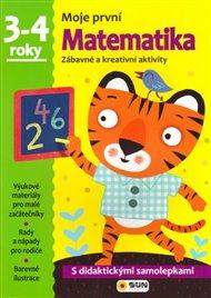 Moje první matematika 3-4 roky