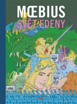 Obálka titulu Svět Edeny-  limitovaná edice
