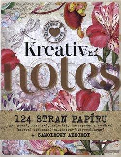 Obálka titulu Kreativní notes