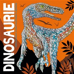 Dinosaurie. Omalovánky a encyklopedie v jednom - kol.