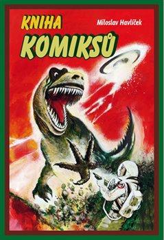Obálka titulu Kniha komiksů
