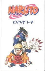 Naruto BOX 1-7