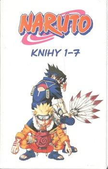 Obálka titulu Naruto BOX 1-7