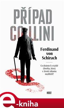 Obálka titulu Případ Collini