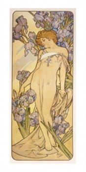 Obálka titulu Pohled Alfons Mucha – Iris, dlouhý