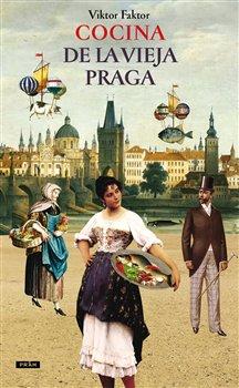 Obálka titulu Cocina De La Vieja Praga