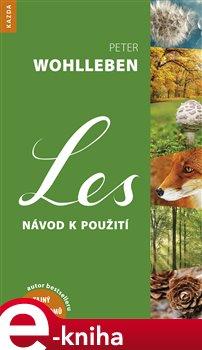 Obálka titulu Les – návod k použití