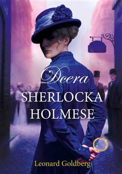 Obálka titulu Dcera Sherlocka Holmese