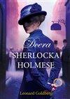 Obálka knihy Dcera Sherlocka Holmese