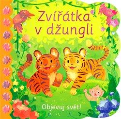 Obálka titulu Zvířátka v džungli