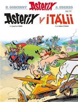 Obálka titulu Asterix (37.) - Asterix v Itálii