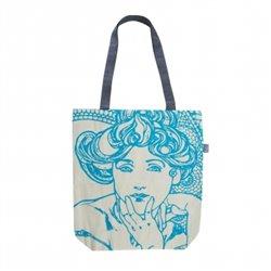 Obálka titulu Plátěná taška Alfons Mucha – Topaz, Fresh Collection