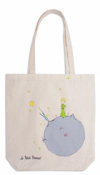 Obálka titulu Plátěná taška Malý princ (Le Petit Prince) – Planeta