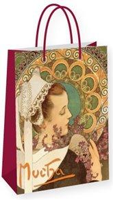 Dárková taška Alfons Mucha – Heather, velká