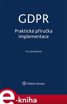 Obálka titulu GDPR - Praktická příručka implementace