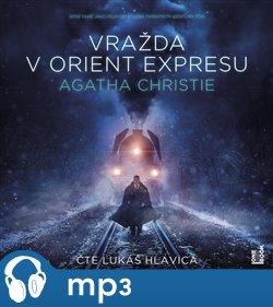 Obálka titulu Vražda v Orient-expressu
