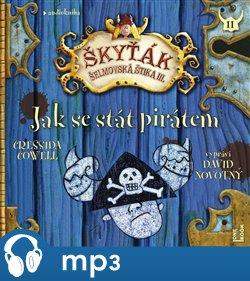 Obálka titulu Jak se stát pirátem
