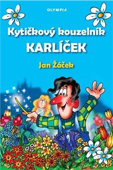 Obálka titulu Kytičkový kouzelník Karlíček