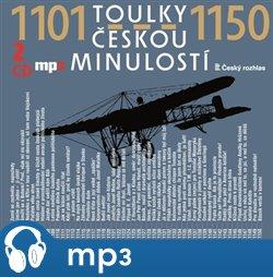 Obálka titulu Toulky českou minulostí 1101-1150