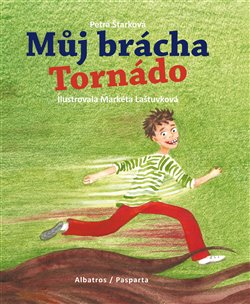 Obálka titulu Můj brácha Tornádo