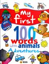 Obálka knihy My first 100 words - Adventures