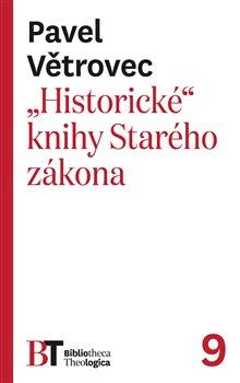 """Obálka titulu """"Historické"""" knihy Starého zákona"""